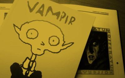 Grand Vampir: un universo ao que nos evadir