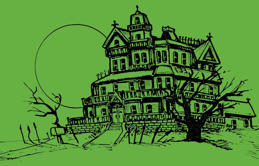Documento de diseño de Maniac Mansion
