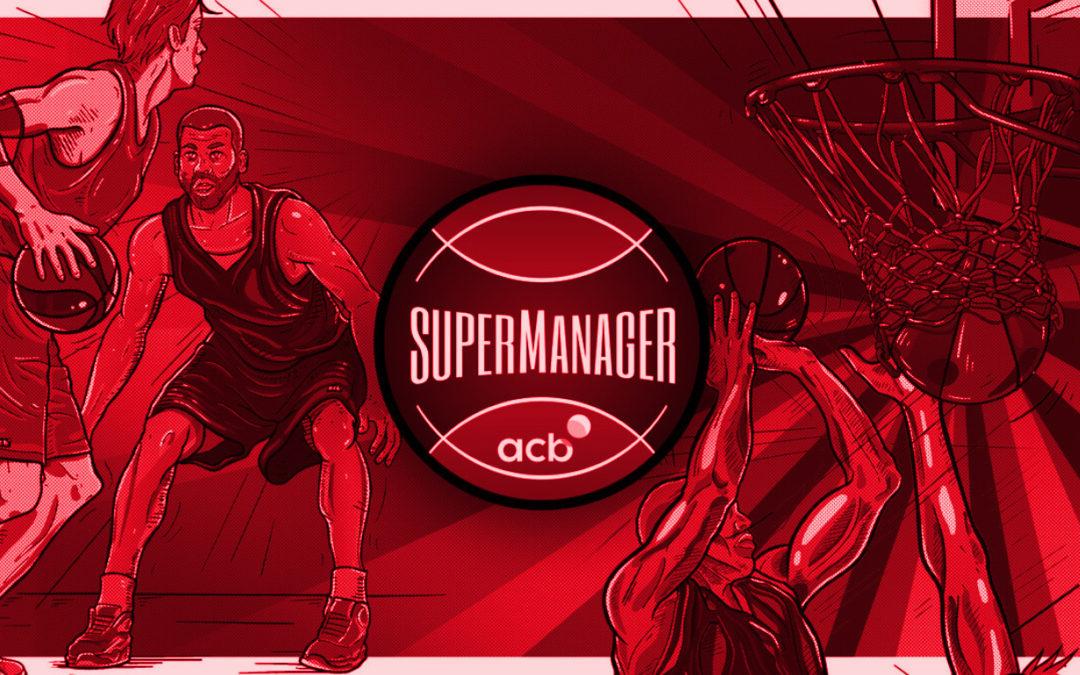 SuperManager x. 10: comeza, mais non aquí
